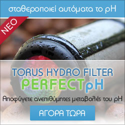 Torus Hydro Filter PerfectpH Original