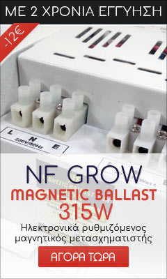 NF Grow CMH Magnetic Ballast 315W