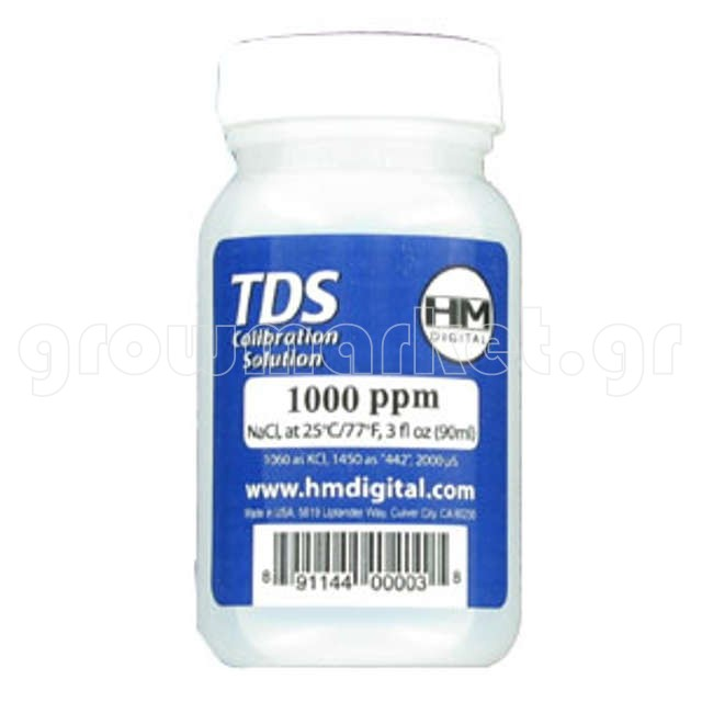 C1000 Calibration Solution TDS 1000ppm NaCl