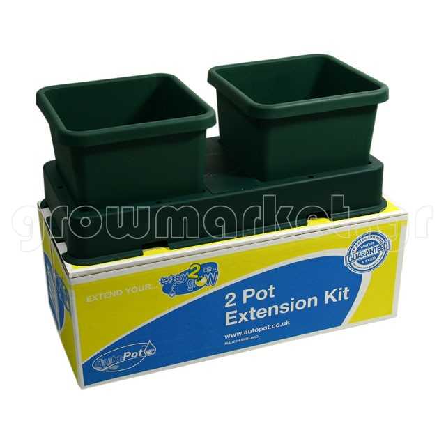 Easy2Grow Extension Kit With 15lt Pots