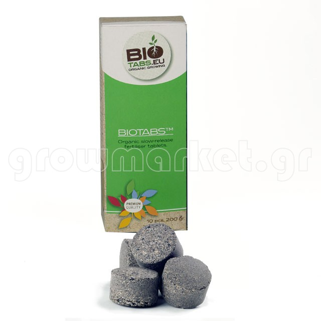 Biotabs Organic Fertilizer Tablets 10pcs