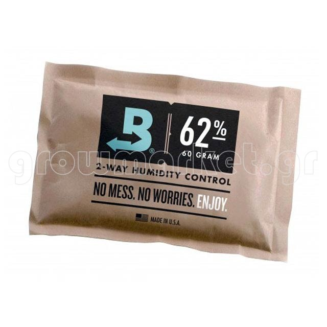 Boveda Humidity Control Pack 62% 67gr
