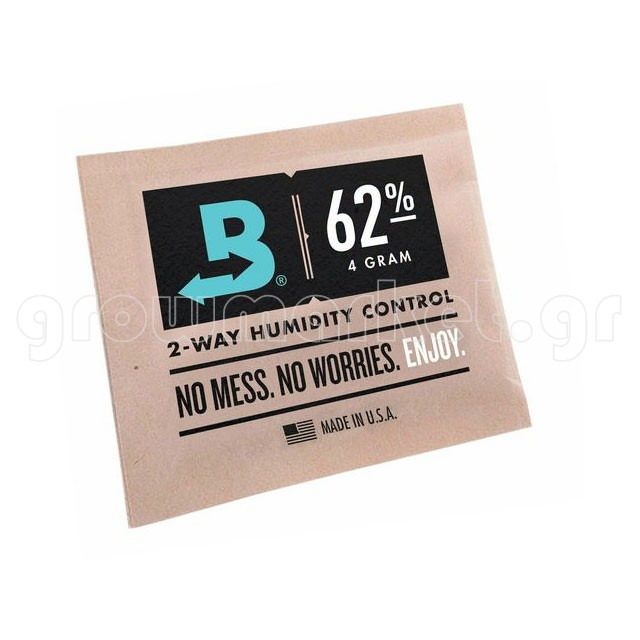 Boveda Humidity Control Pack 62% 4gr