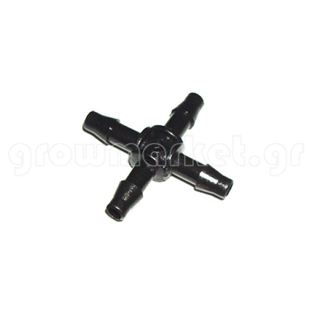 Cross Connector 6mm