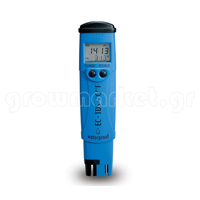 EC Tester Dist5 TDS Thermo Waterproof