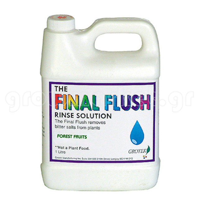 Final Flush Forrest Fruits 1lt