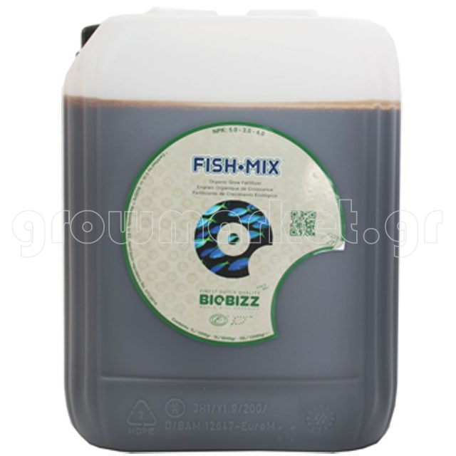 Fish-Mix 10lt