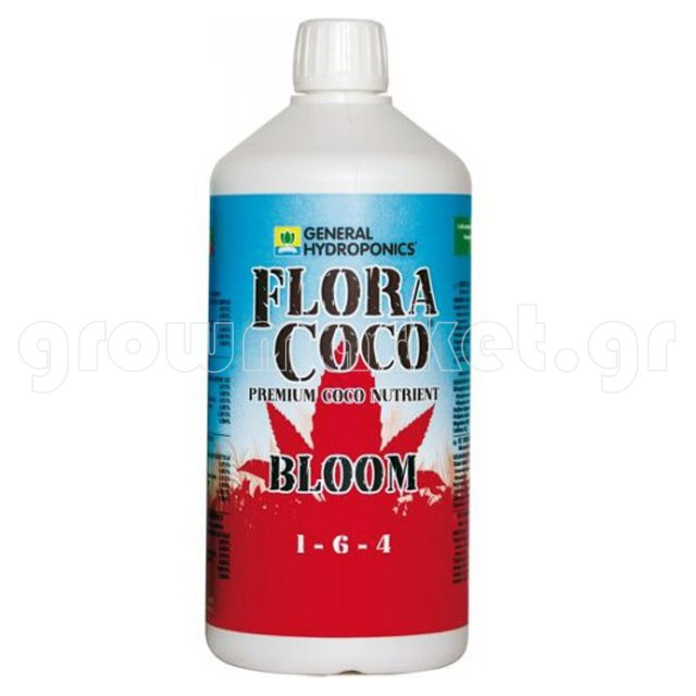 Flora Coco Bloom 1lt