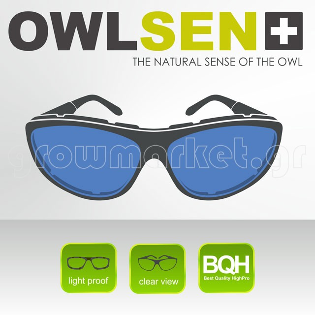 Owlsen Optipro Sport Glasses