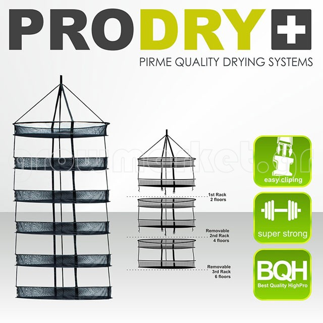 ProDry VI 55cm 4 Removable Levels