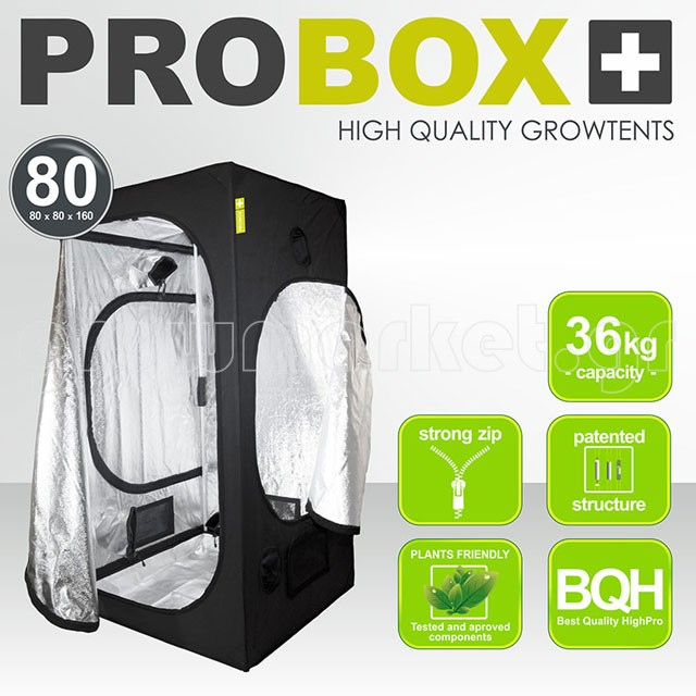 Probox Indoor 80 (80x80x160cm)