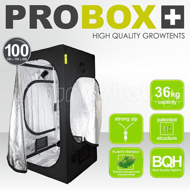 Probox Indoor 100 (100x100x200cm)