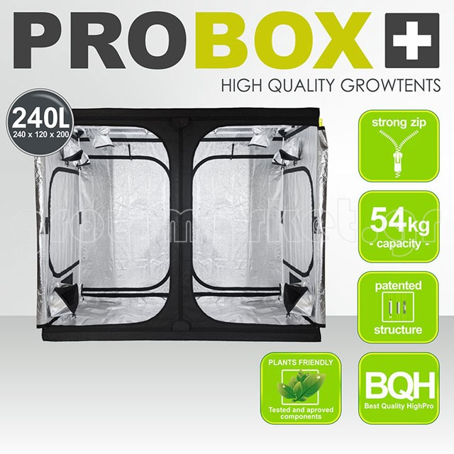 Probox Indoor 240L (240x120x200cm)
