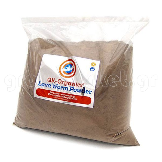 Lava Worm Powder 25lt