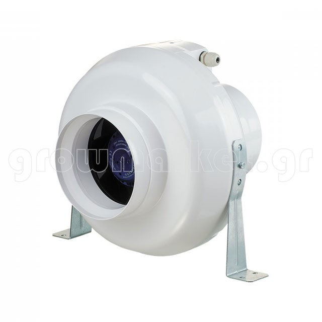 Tubular Fan VK Plastic 150mm-460 m3/h