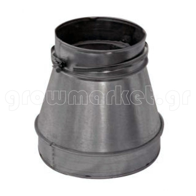 Ventilation Reducer 125mm-100mm