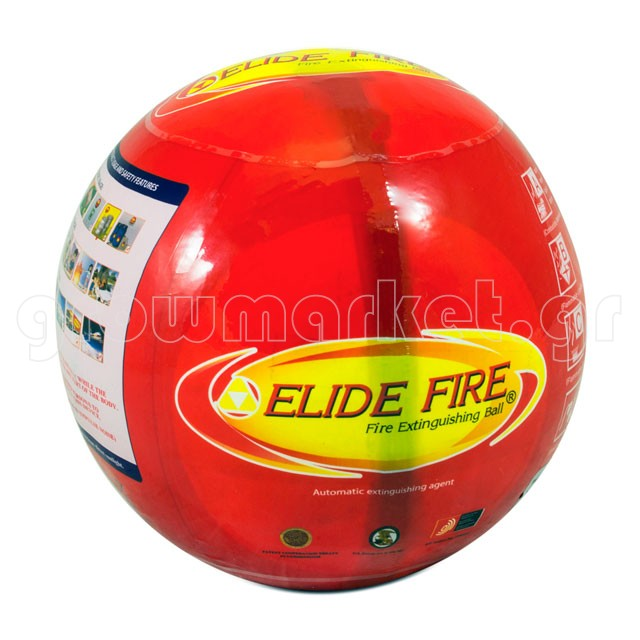 Elide Fire Ball Extinguisher