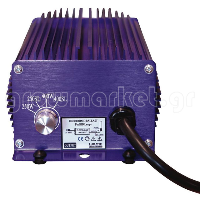 Lumatek Digital Ballast Dimmable 250W