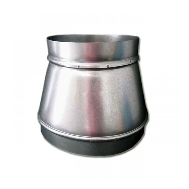 Metallic Reducer 125mm-100mm