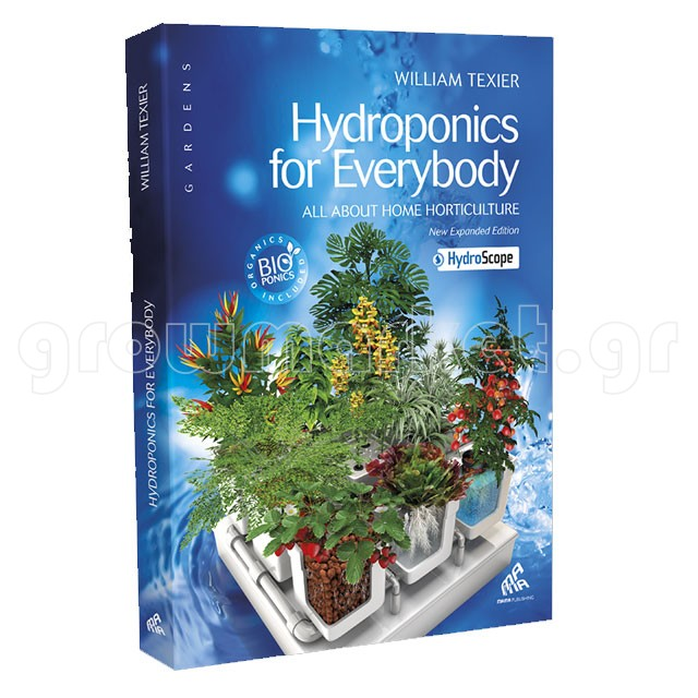 Hydroponics for Everybody New English Edition