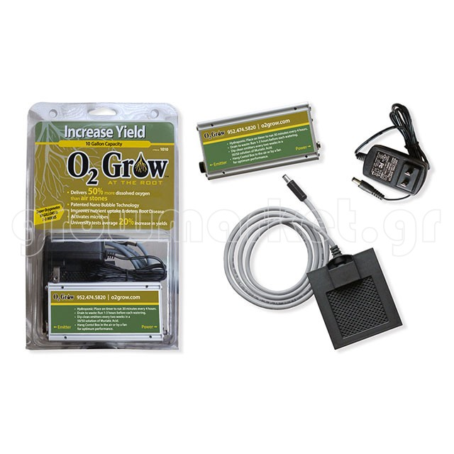 O2 Grow 2010 with 1 Emitter for 37.85lt