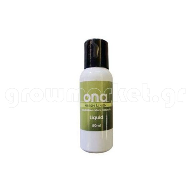 Ona Liquid Fresh Linen 50ml