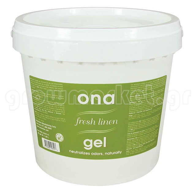 Ona Gel Fresh Linen 4lt