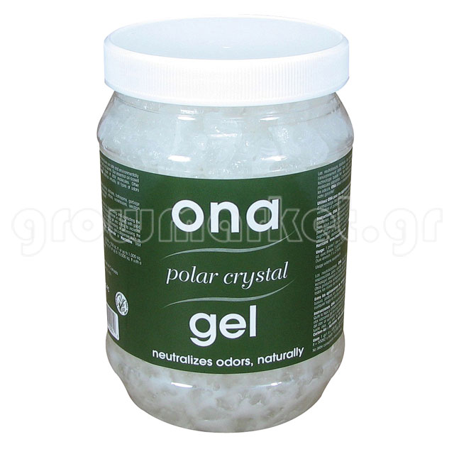 Ona Gel Polar Crystal 4lt