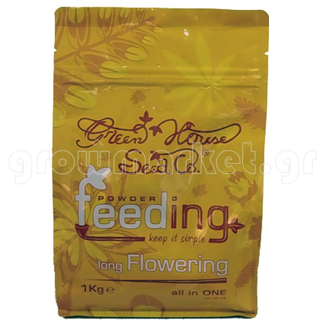 Powder Feeding Long Flowering 500gr