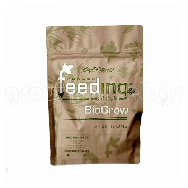 Powder Feeding Biogrow 125gr