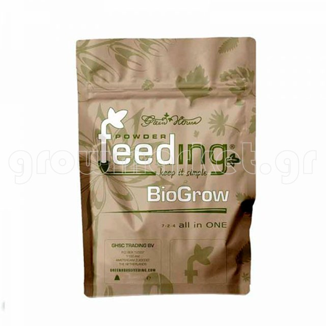 Powder Feeding Biogrow 2.5kgr