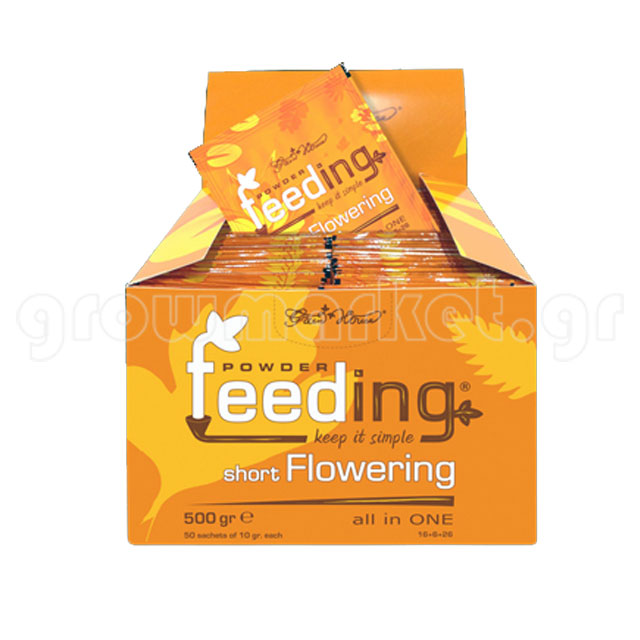 Powder Feeding Short Flowering 25kg