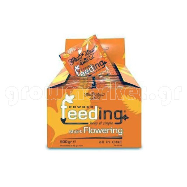 Powder Feeding Short Flowering 500gr