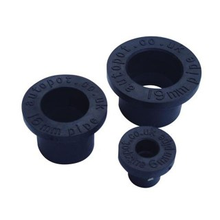 6mm Top Hat Grommet