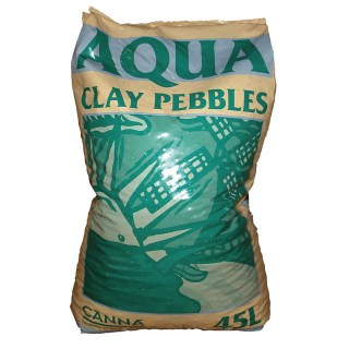 Aqua Clay Pebbles 45lt