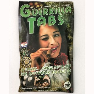 GuerrillaTabs 20pcs