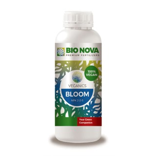 Bio Nova Veganics Bloom 1lt