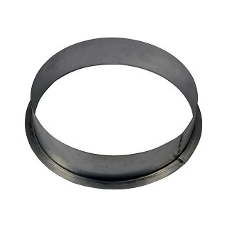 Ducting Wall Flange 125mm