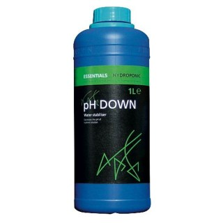 Essentials pH Down 1lt