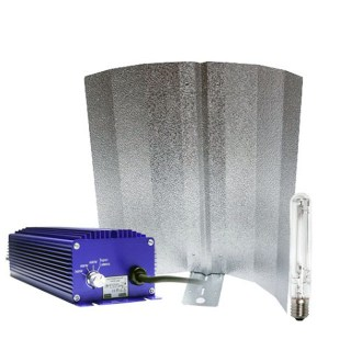 Kit Stucco Reflector with Holder HPS 600W