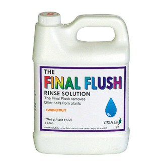 Final Flush Grapefruit 1lt