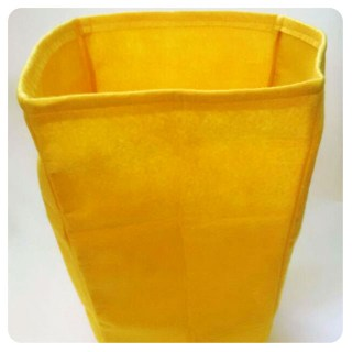 Feltpot 13lt Yellow
