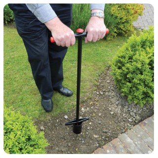 Heavy Duty Long Handled Bulb Planter