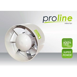 Profan Axial In Line Fan 150mm/30W/305m3