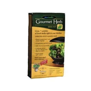Gourmet Herb seeds for AeroGarden
