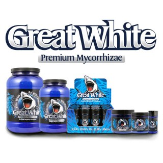 Great White Premium Mycorrhizae 228gr (8oz)