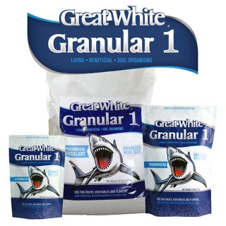 Great White Granular 1 Mycorrhizae 908g (1lb)