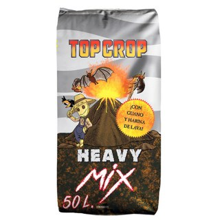 Guano Soil Heavy Mix 50lt