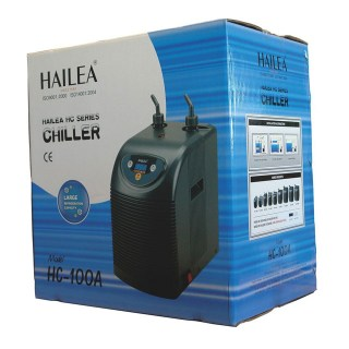 Hailea Reservoir Chiller