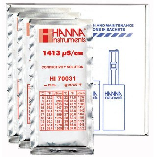 Hanna Ph Buffer 4.01 Sachet 25x20ml